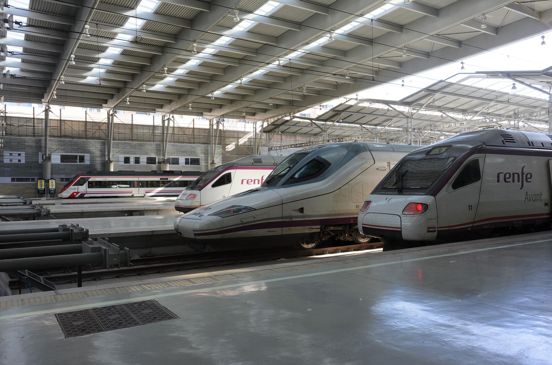 Movilidad trenes